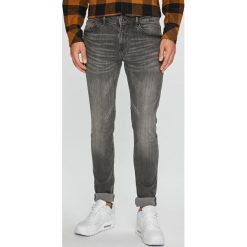 Tom Tailor Denim - Jeansy Culver. Niebieskie jeansy męskie regular TOM TAILOR DENIM. W wyprzedaży za 149,90 zł.