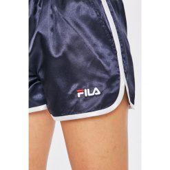 Fila - Szorty. Fioletowe spodenki sportowe męskie marki KIPSTA, m, z elastanu, z długim rękawem, na fitness i siłownię. W wyprzedaży za 159,90 zł.