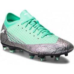 Buty PUMA - Future 2.4 Fg/Ag 104839 01 Col Shift/Green/White/Black. Zielone buty skate męskie Puma, z materiału, do piłki nożnej. W wyprzedaży za 189,00 zł.