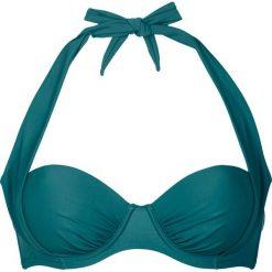 Bez Kategorii: Biustonosz bikini na fiszbinach bonprix niebieskozielony morski