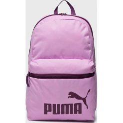Puma - Plecak. Różowe plecaki męskie Puma, z poliesteru. Za 89,90 zł.