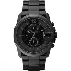 Zegarek DIESEL - Master Chief Chrono DZ4180  Black/Black. Czarne zegarki męskie Diesel. Za 1019,00 zł.