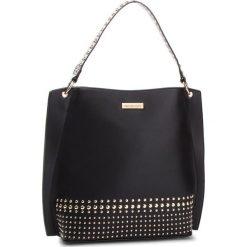 Torebka MONNARI - BAG0680-020  Black. Czarne torebki klasyczne damskie marki Monnari, ze skóry ekologicznej. W wyprzedaży za 209,00 zł.