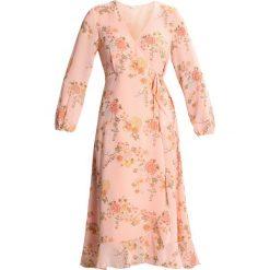 Sukienki hiszpanki: Springfield VESTIDO GEORGETTE Sukienka letnia pinks
