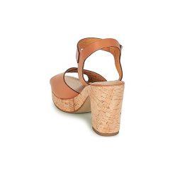 Sandały Bocage  HILLARY. Białe sandały damskie marki Bocage. Za 383,20 zł.