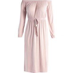 Sukienki hiszpanki: Topshop Sukienka z dżerseju pink
