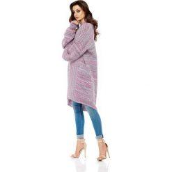 Kolorowy sweter oversize  SARAH. Czarne kardigany damskie marki Noisy May, l. Za 149,90 zł.