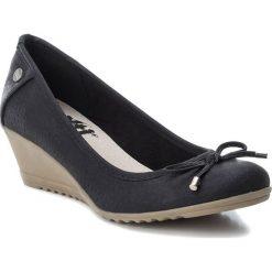 Buty ślubne damskie: Czółenka w kolorze czarnym