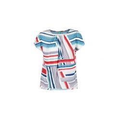 Bluzki Benetton  SOUDAL. Czerwone bluzki na imprezę marki Benetton. Za 143,20 zł.
