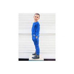Spodnie Wild Sovereingty. Niebieskie spodnie chłopięce Afriq password, z bawełny. Za 71,00 zł.