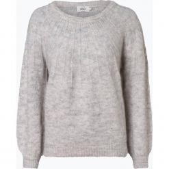 ONLY - Sweter damski z dodatkiem alpaki – Onlhanna, czarny. Czarne swetry klasyczne damskie ONLY, m. Za 159,95 zł.