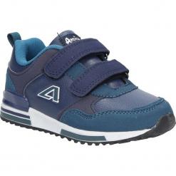 Granatowe buty sportowe na rzepy American 8. Szare buciki niemowlęce American, na rzepy. Za 69,99 zł.