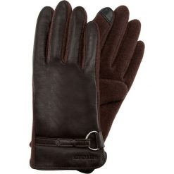 Rękawiczki damskie: 45-6-275-B Rękawiczki damskie
