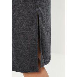 Sukienki hiszpanki: Springfield MIDI FLORES BORDADAS Sukienka letnia greys
