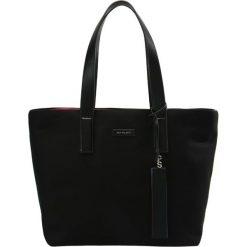 PS by Paul Smith STRIPE BINDING Torba na zakupy black. Czarne shopper bag damskie PS by Paul Smith. W wyprzedaży za 1014,30 zł.