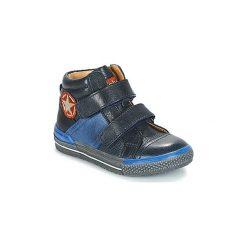 Buty Dziecko Acebo's  PURNA. Niebieskie trampki chłopięce Acebo's. Za 469,00 zł.