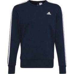 Bluzy męskie: adidas Performance ESSENTIALS 3STREIFEN Bluza collegiate navy/white