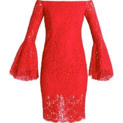 Sukienki hiszpanki: Bardot SOLANGE DRESS Sukienka koktajlowa formula one