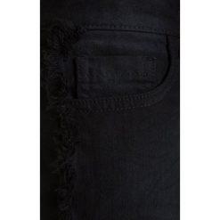 Jeansy dziewczęce: Cars Jeans KIDS RISSA  Szorty jeansowe black