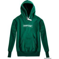 Bluza Damska HOODIE CLASSIC HARPTONE GREEN. Zielone bluzy rozpinane damskie Pakamera, z długim rękawem, długie. Za 183,00 zł.