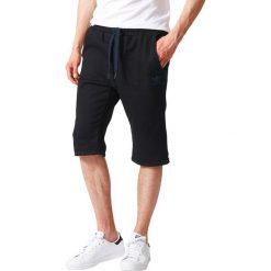 Bermudy męskie: Adidas Spodenki Denim FT Short czarne r. S (S18368)