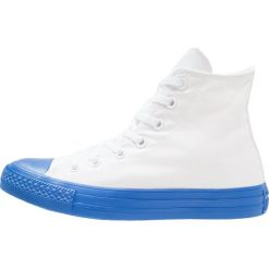 Trampki męskie: Converse CHUCK TAYLOR ALL STAR Tenisówki i Trampki wysokie white/laser blue/black