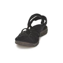 Sandały Teva  KAYENTA SUEDE. Czarne sandały trekkingowe damskie Teva. Za 279,20 zł.
