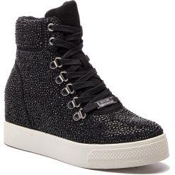 Sneakersy STEVE MADDEN - Corey High Sneaker SM11000260-04001-010 Black Multi. Czarne sneakersy damskie marki Steve Madden, z materiału. W wyprzedaży za 409,00 zł.
