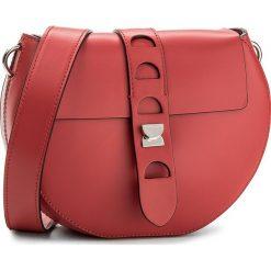 Torebka COCCINELLE - BO1 Carousel Design E1 BO1 55 C6 01 Coquelicot 209. Czerwone listonoszki damskie Coccinelle, ze skóry. W wyprzedaży za 799,00 zł.