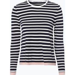ONLY - Sweter damski – Suzana, niebieski. Niebieskie swetry klasyczne damskie ONLY, s, z klasycznym kołnierzykiem. Za 89,95 zł.