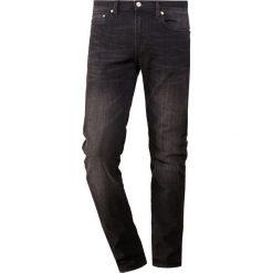 PS by Paul Smith Jeansy Slim Fit ant. Czarne jeansy męskie relaxed fit PS by Paul Smith. W wyprzedaży za 532,35 zł.