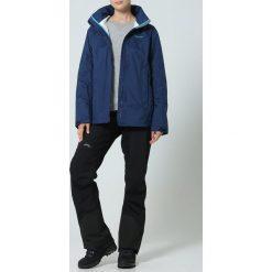 Marmot PRECIP Kurtka hardshell arctic navy. Niebieskie kurtki damskie softshell Marmot, m, z hardshellu, outdoorowe. W wyprzedaży za 311,20 zł.