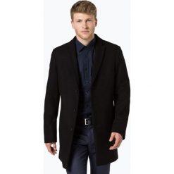 Płaszcze na zamek męskie: Cinque - Płaszcz męski, czarny