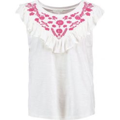 T-shirty damskie: Cortefiel Tshirt z nadrukiem beige