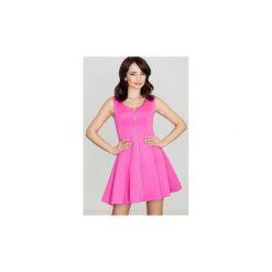 Sukienki  Lenitif  -. Różowe sukienki hiszpanki Lenitif, l. Za 139,00 zł.