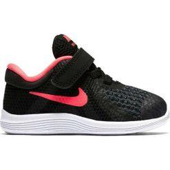 Buciki niemowlęce: Nike Buty dzięcięce Revolution 4 TDV czarne r. 26 (943308-004)