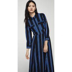 Długie sukienki: Mango - Sukienka Raya