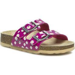 Klapki dziewczęce: Klapki SUPERFIT – 2-00111-65 S Multi Pink