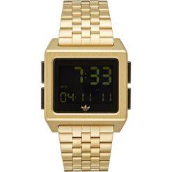 Zegarki męskie: Adidas Timing ARCHIVE M1 Zegarek cyfrowy goldcoloured/black