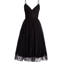 Sukienki hiszpanki: J.CREW DISC DRESS CANDY STAR Sukienka koktajlowa black