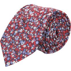 Krawat platinum czerwony classic 226. Czerwone krawaty męskie Recman. Za 49,00 zł.