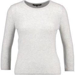 Someday. TATANA Sweter glory grey melange. Szare swetry klasyczne damskie marki someday., z kaszmiru. W wyprzedaży za 401,40 zł.