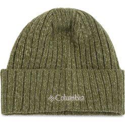 Czapka COLUMBIA - Watch Cap 1464091 Mosstone 302. Zielone czapki z daszkiem męskie Columbia, z materiału. Za 64,99 zł.