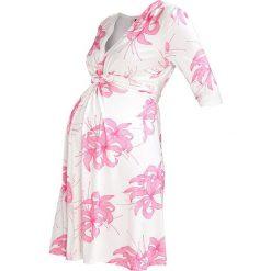 Sukienki hiszpanki: Madderson ANNABEL Sukienka z dżerseju pink chinese