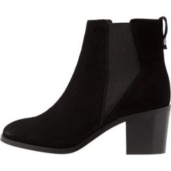 Zign Ankle boot black. Czarne botki damskie skórzane Zign. Za 419,00 zł.