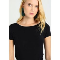T-shirty damskie: Majestic Tshirt basic black