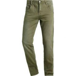 Jeansy męskie: Cars Jeans PRINZE Spodnie materiałowe olive