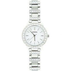 Fossil - Zegarek ES2362. Różowe zegarki damskie marki Fossil, szklane. Za 399,90 zł.