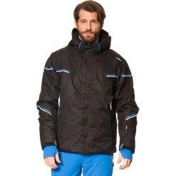 Kurtki męskie: Kurtka narciarska w kolorze czarnym