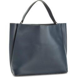 Torebka CREOLE - K10464 Granat. Niebieskie torebki klasyczne damskie Creole, ze skóry, duże. W wyprzedaży za 229,00 zł.